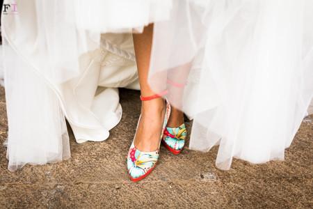zapatos de novia | ideas de boda para novias