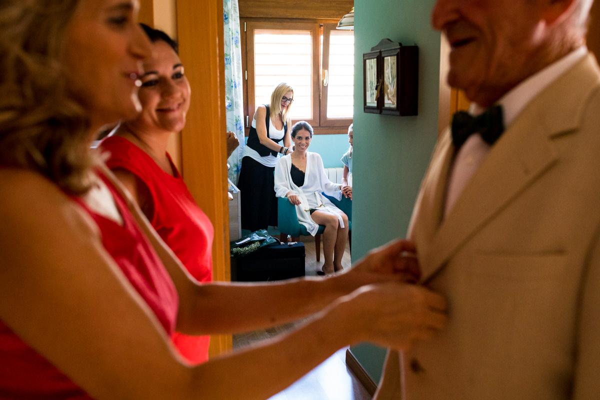 opiniones de fotografos de boda en granda