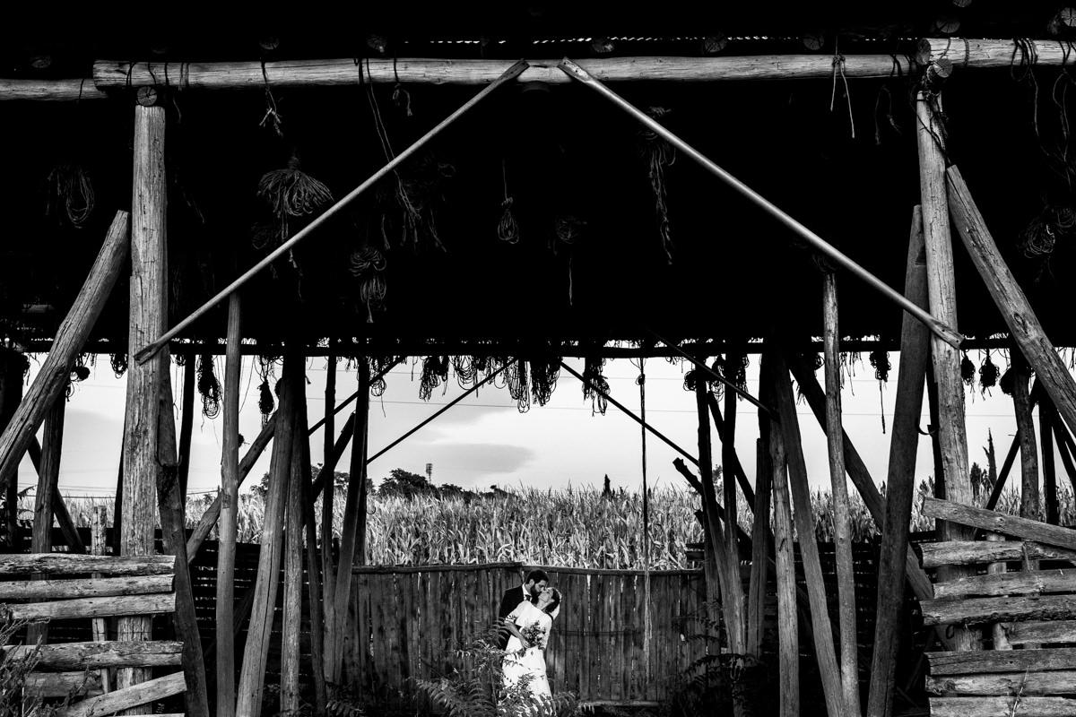 sesion de boda en campo de granada