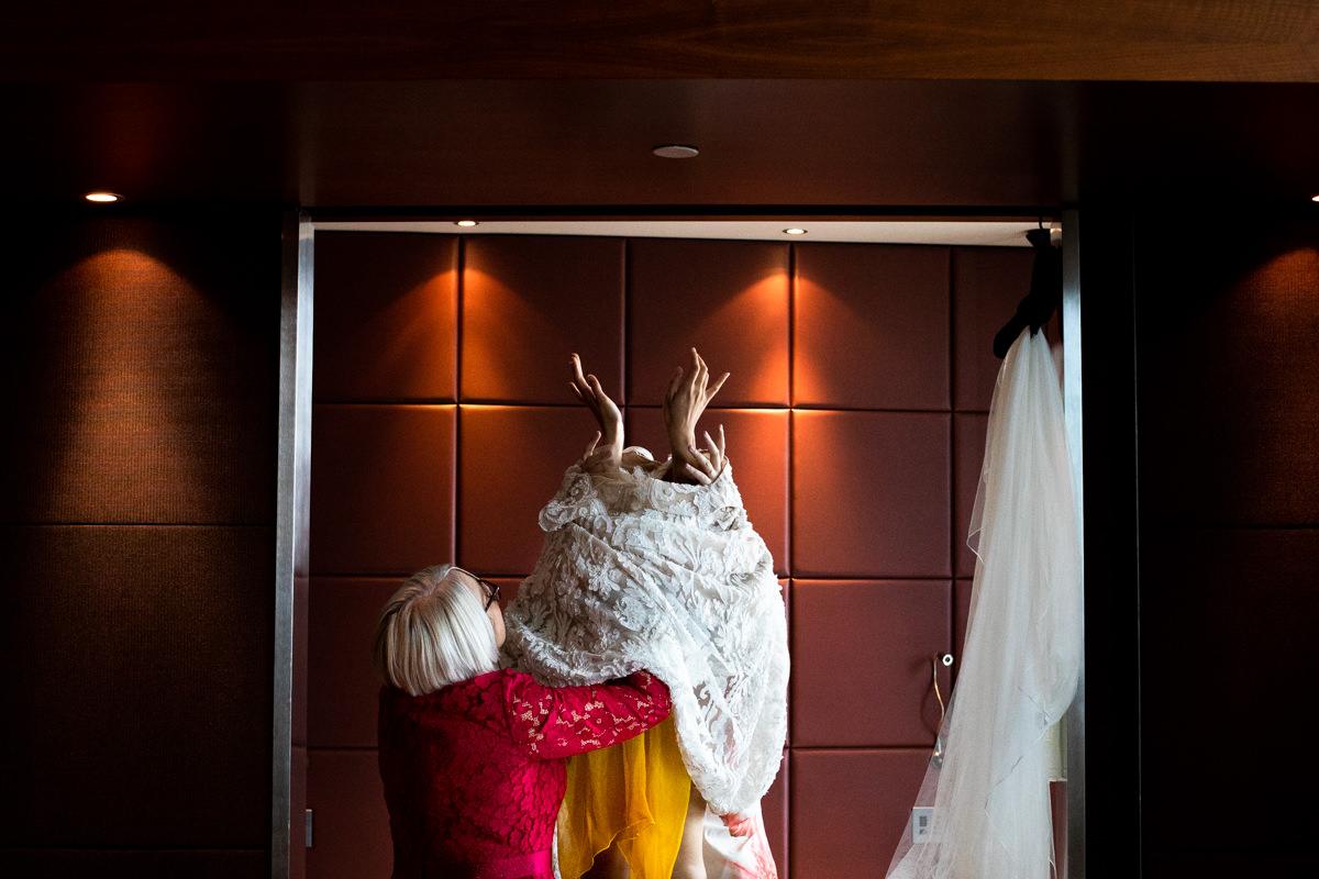 vestido de novia hannibal laguna