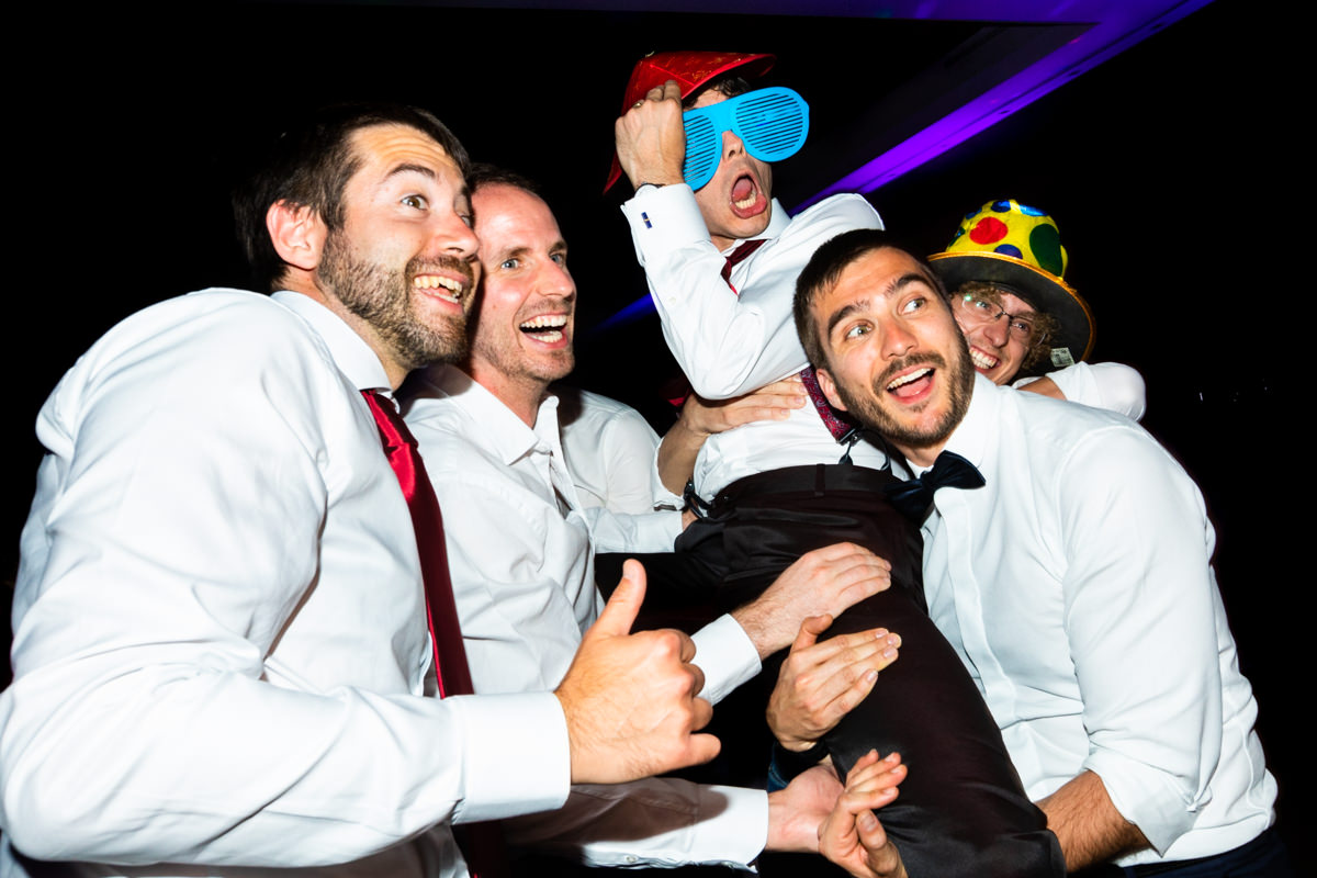 fiesta de boda en el hotel eurostar tower madrid