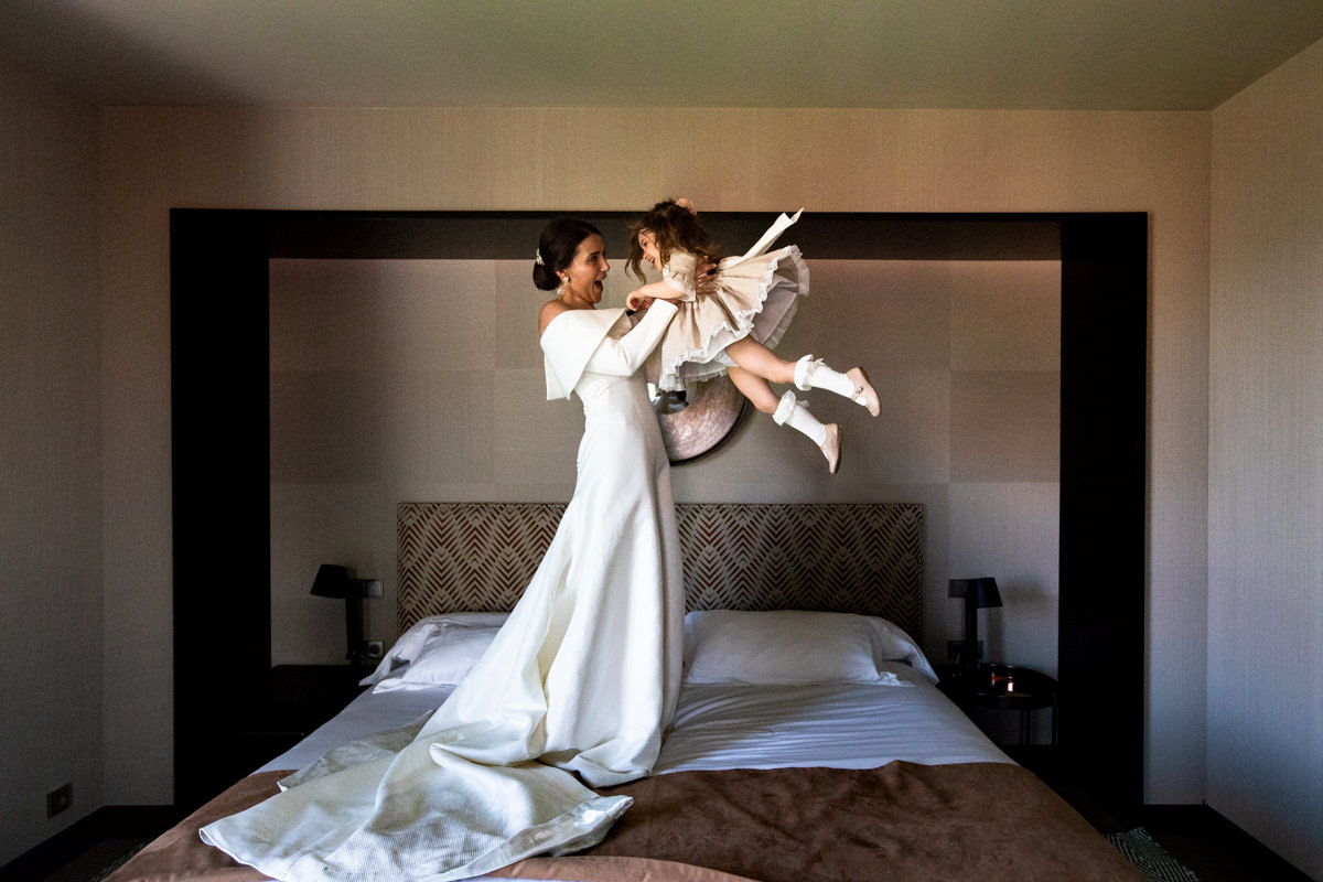 suite de hotel conde luna