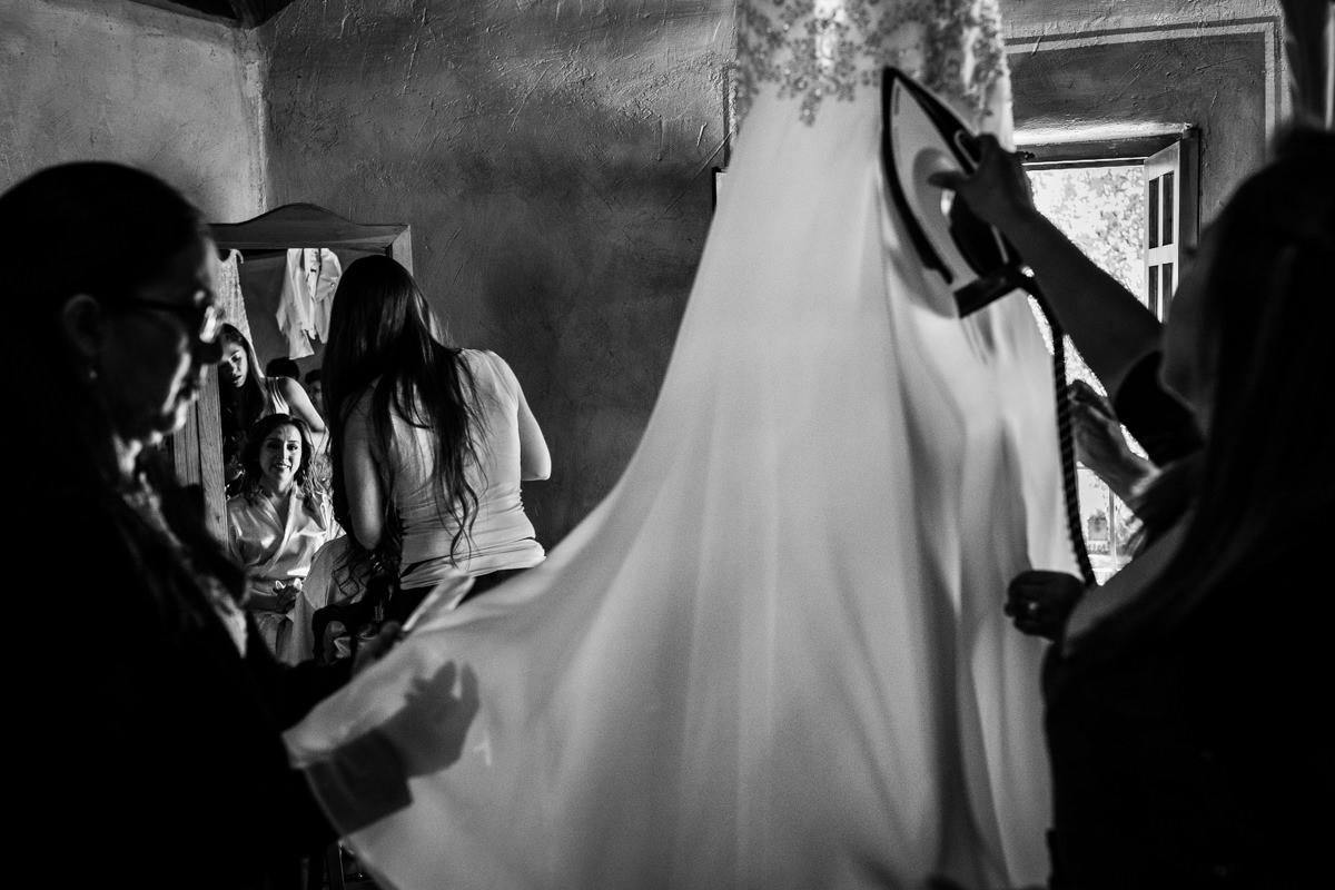 boda en la antigua fabrica de harinas | torremocha del jarama
