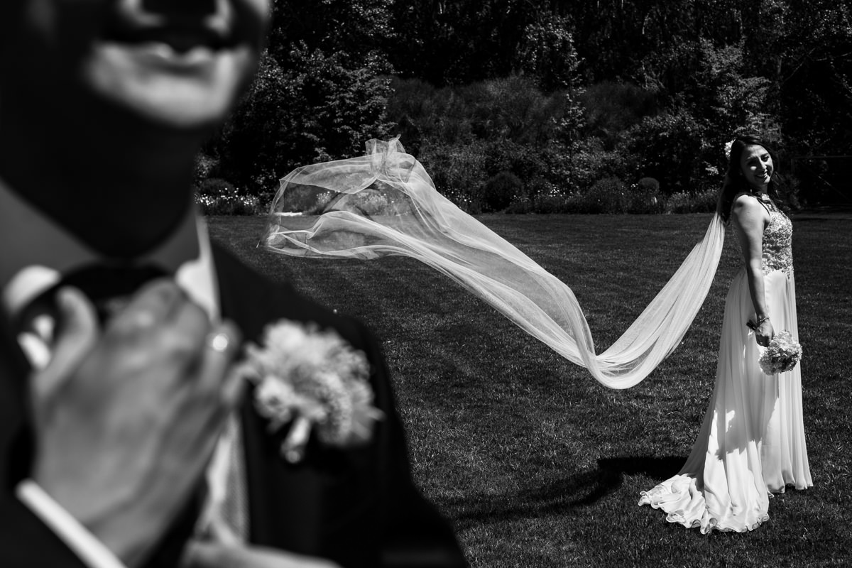 fotografia de bodas en antigua fabrica de harinas