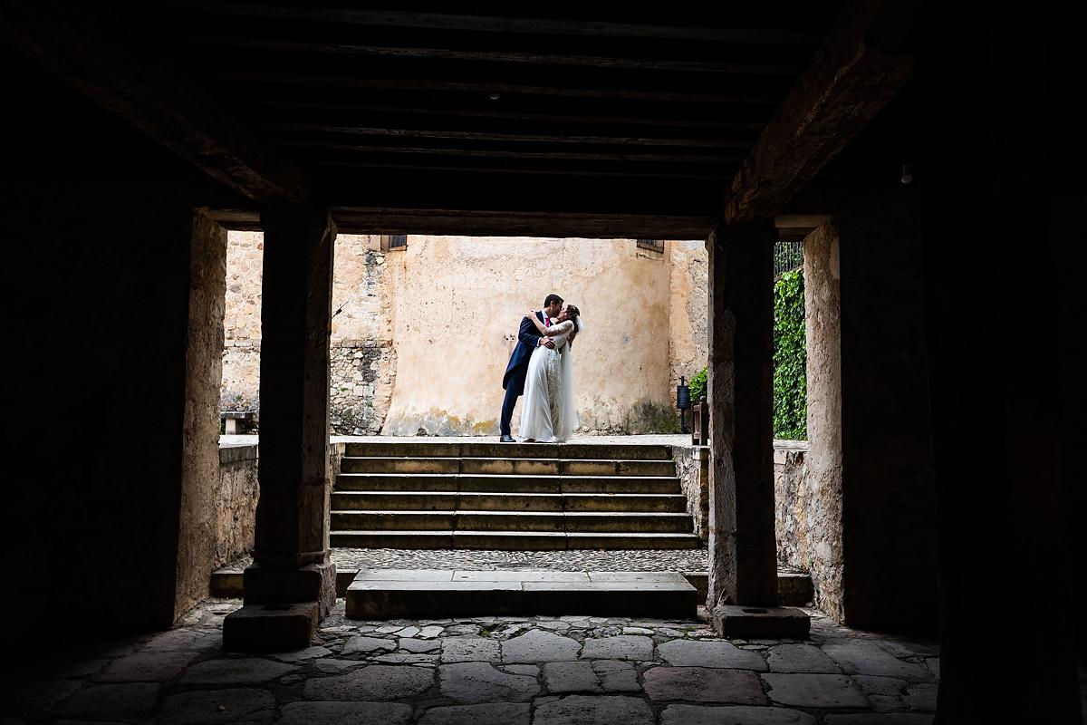 sesion de boda en pedraza