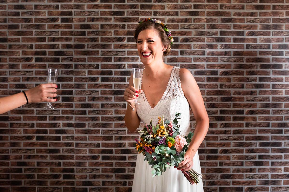 ramo de novia en finca soto de gracia