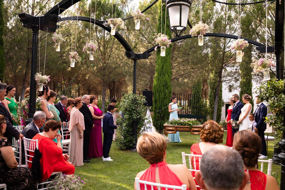decoracion de boda en finca soto de gracia