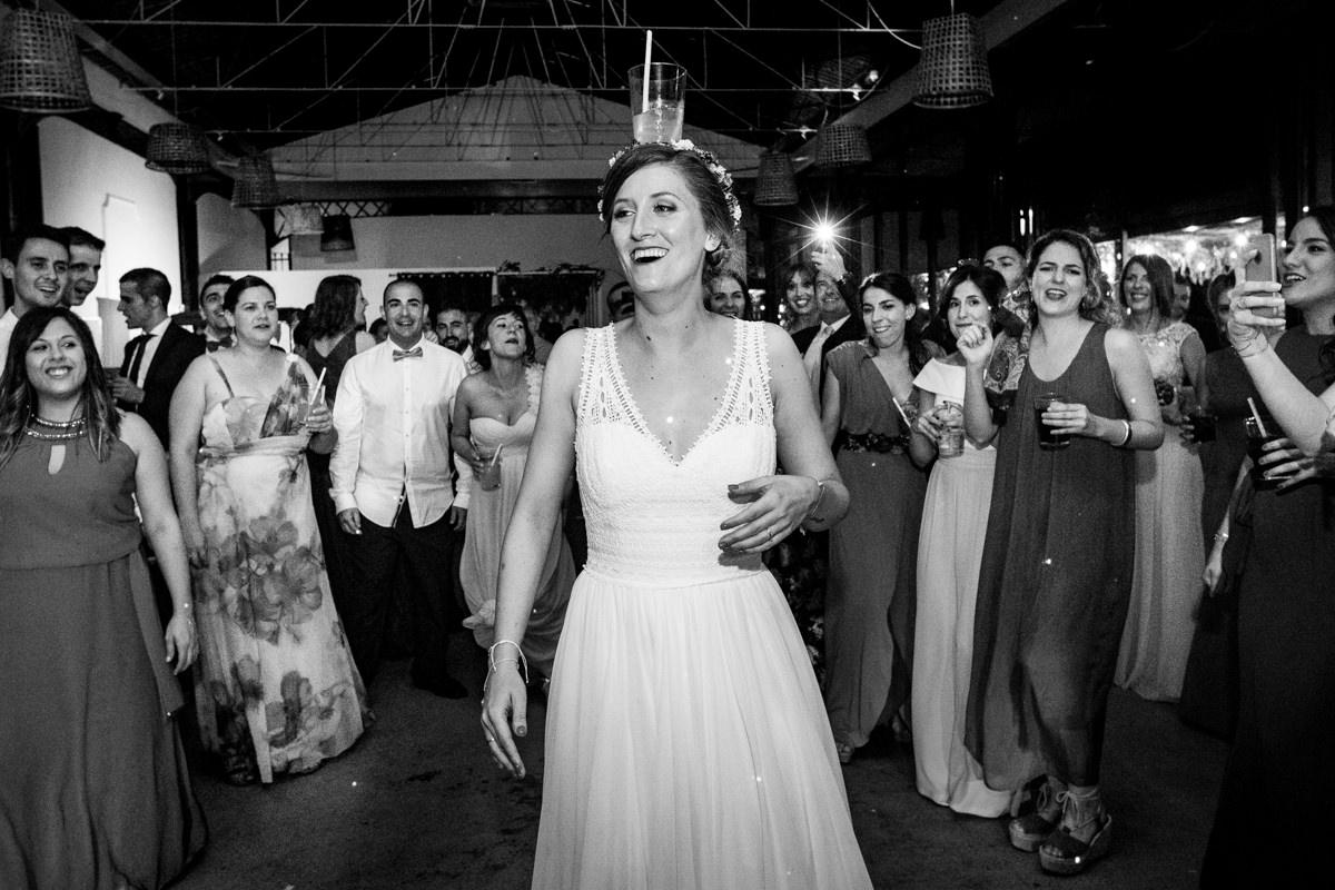 barra libre de boda en finca soto de gracia