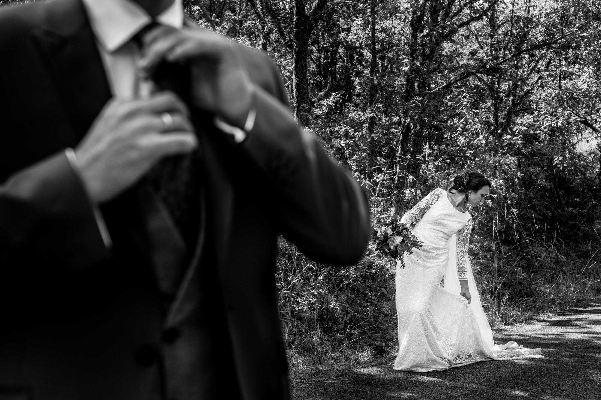 fotografia original de boda en salamanca