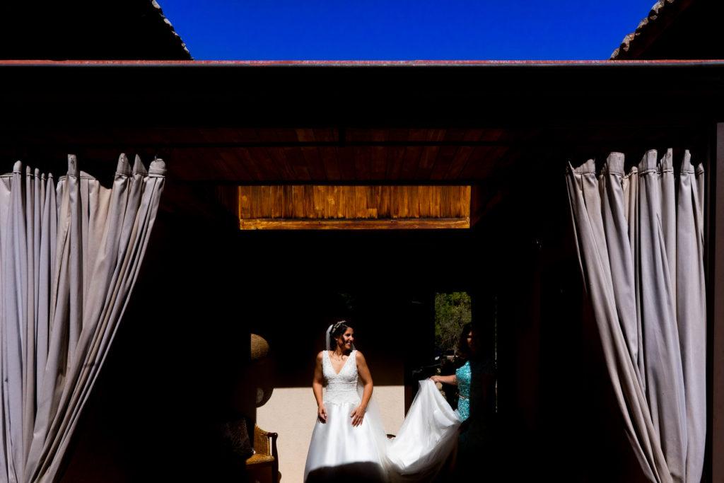 boda en el cigarral de las mercedes