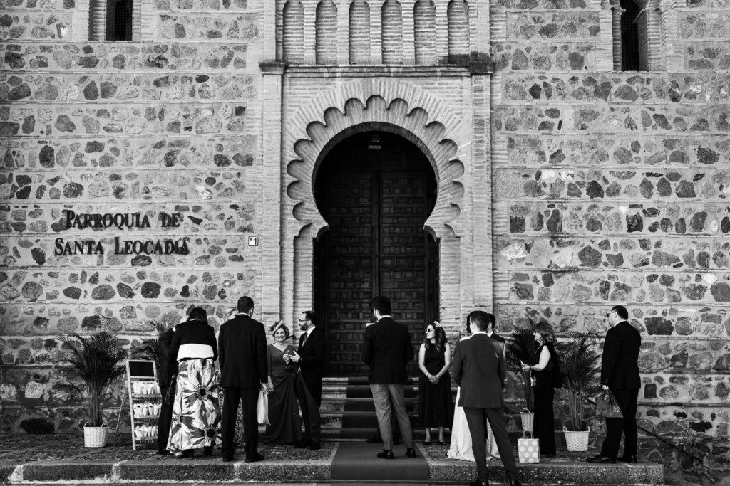 parroquia santa leocadia toledo