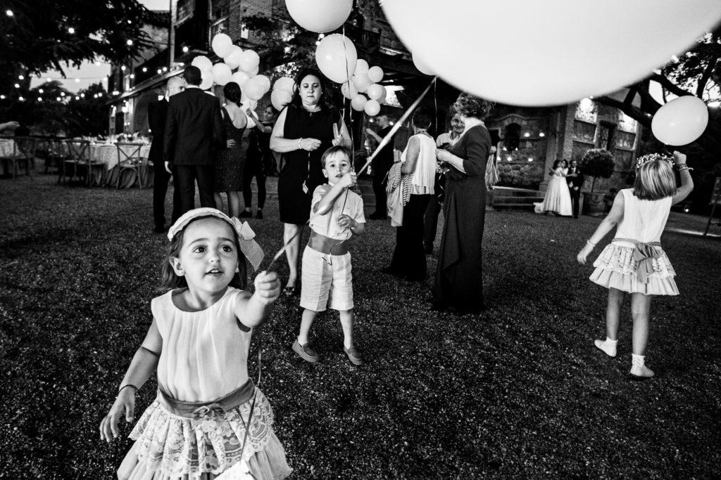 ideas para fotografias de boda con niños