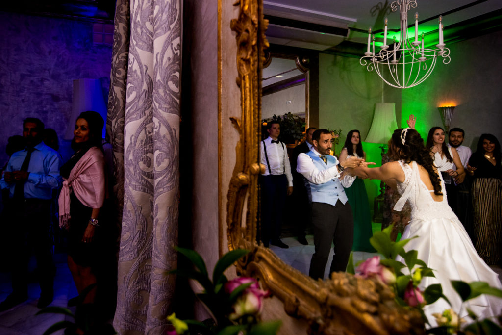 salon de boda en el cigarral de las mercedes