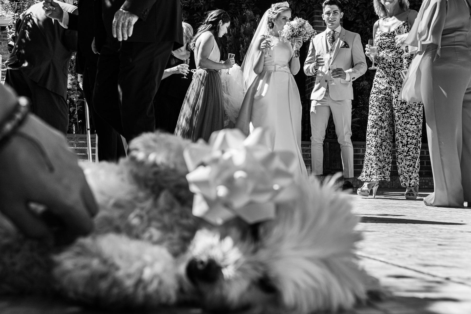 boda en la catedral de alcalá de henares