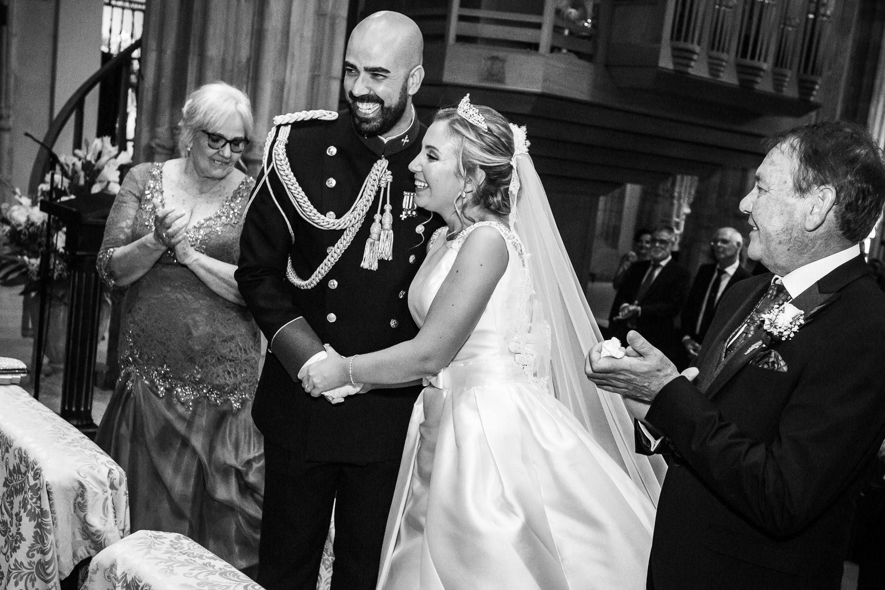 boda en la catedral de los santos justo y pastor