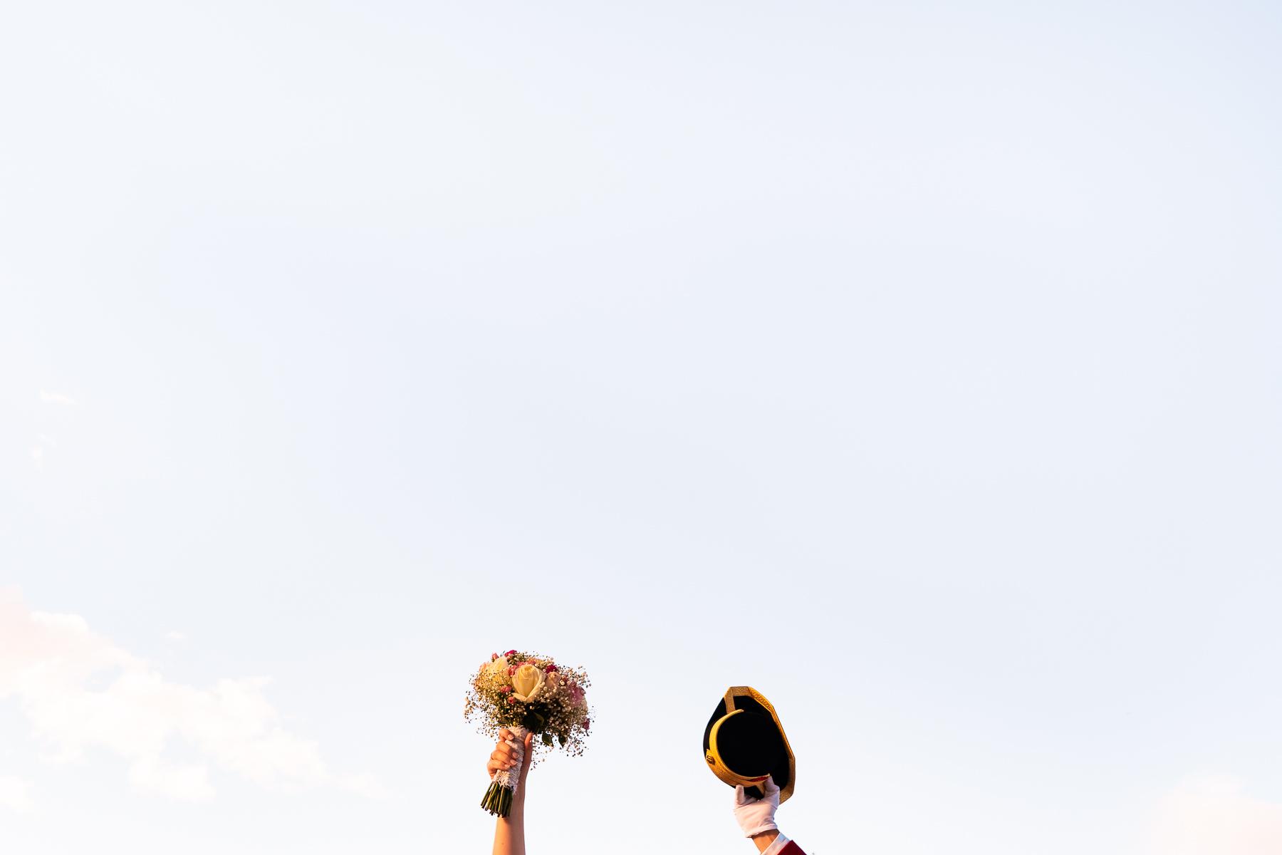 ceremonia civil en la finca soto de monico